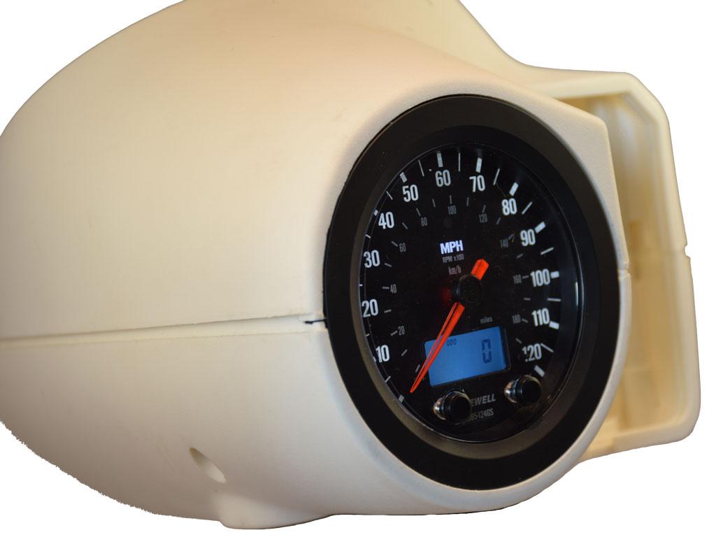 Acewell - Acewell Speedometers - Bike Specific - CA85 BMW