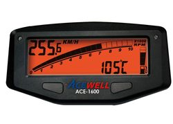 ace-1500 / ace-1600 - our road legal, off-road speedometer